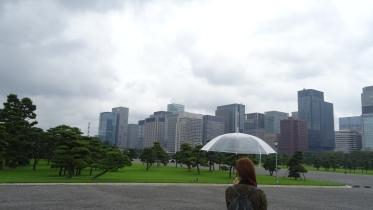 Skyline from Chiyoda